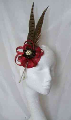 Bespoke Headpiece made to your Specifications..