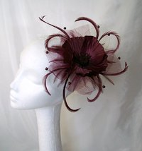 Flower Fascinator Custom Order