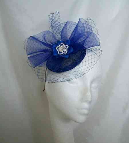 Royal Blue Elizabeth