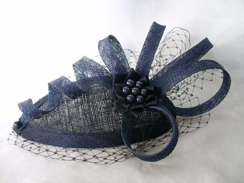 Navy Blue Beatrice