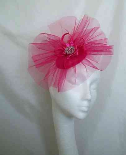 Cerise Pink Betty