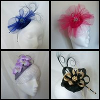 *Standard Mini Hat Designs