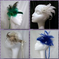 *Flapper Band Headpieces
