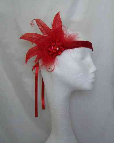 Mary Flapper Band - Custom Order