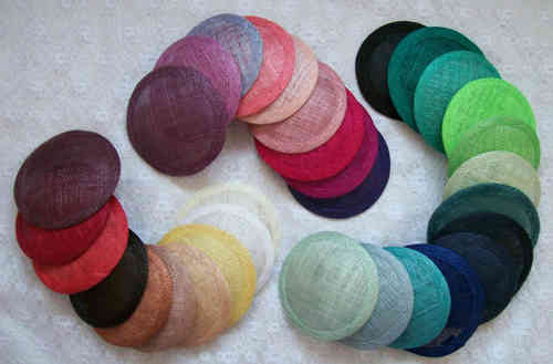 Millinery Colour Palette