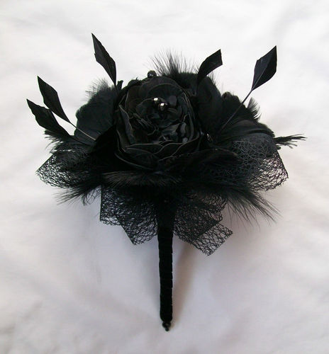 Black Jezebel Bouquet